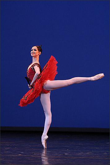Вечер балета смотреть фото