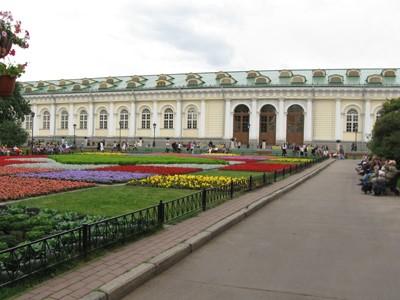 Фото александровский сад