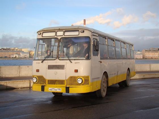 Фото retro Bus