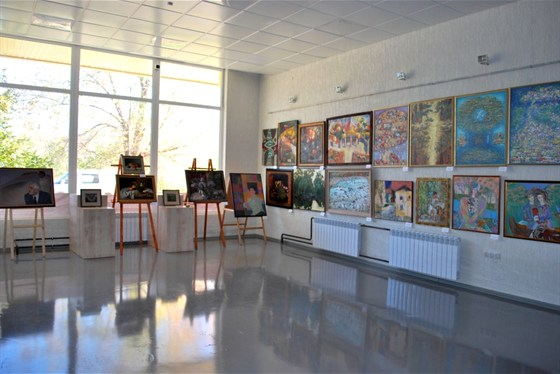Фото музейно-выставочный центр Красноармейского района