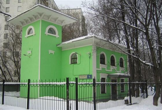 Фото музей русского лубка и наивного искусства