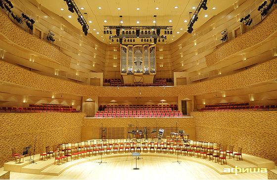 Фото концертный зал Мариинского театра