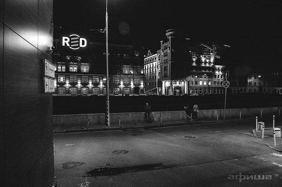 Фото концертный зал Red