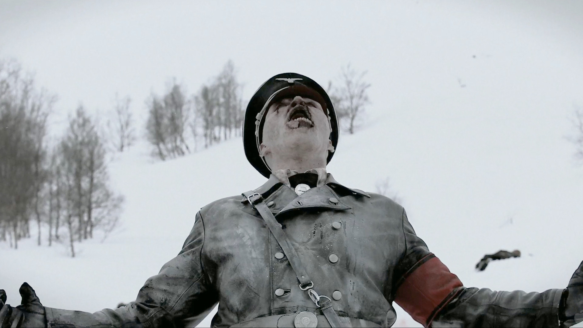 Операция «Мертвый снег» смотреть фото