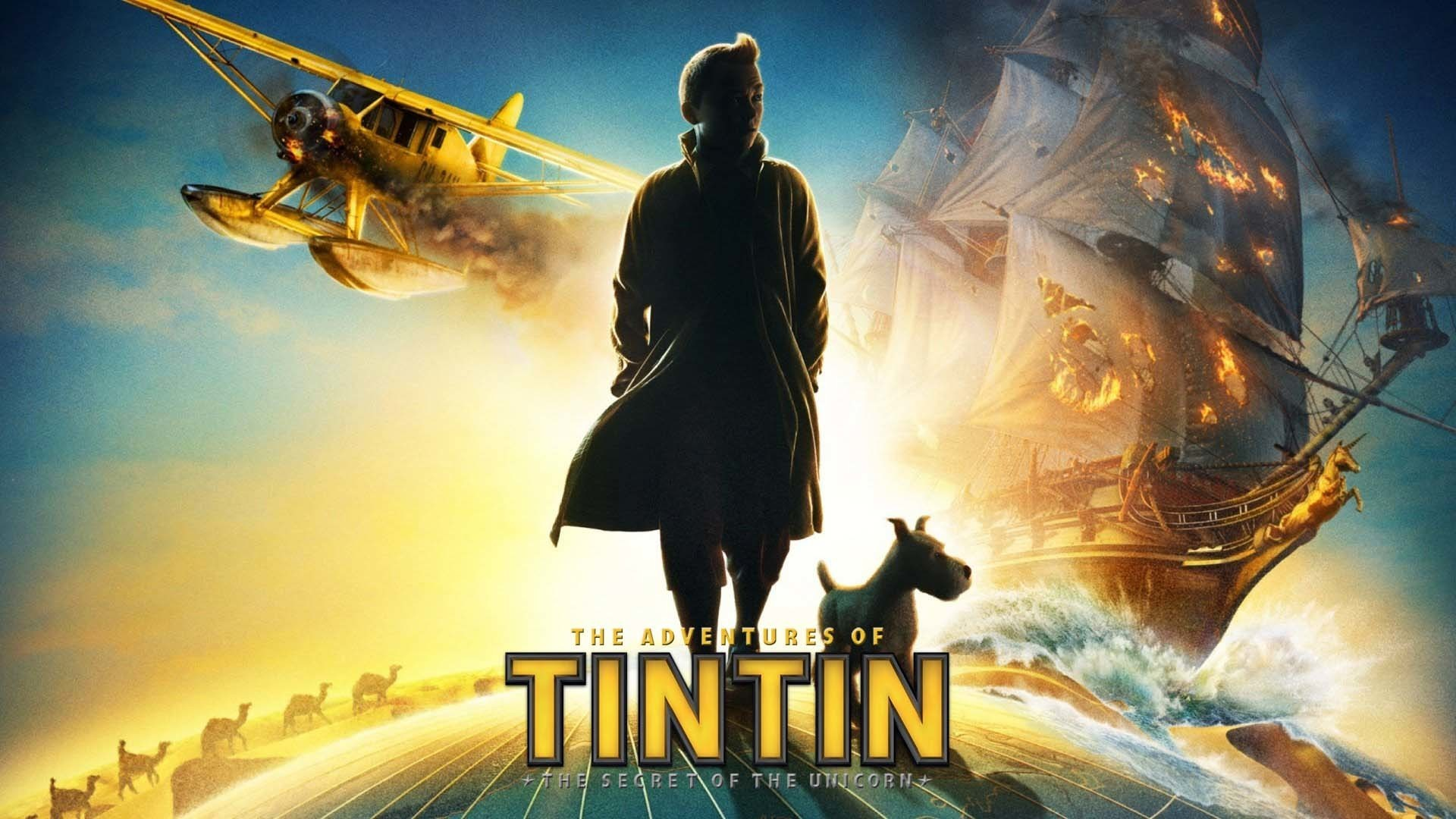 Приключения Тинтина: Тайна единорога смотреть фото