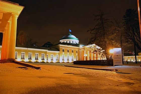 Фото таврический дворец