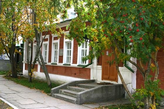 Фото дом-музей Мамина-Сибиряка