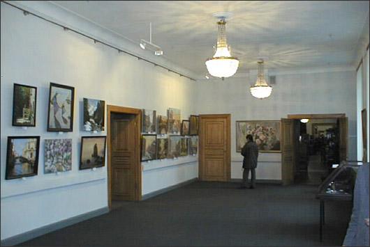 Фото галерея Академии художеств