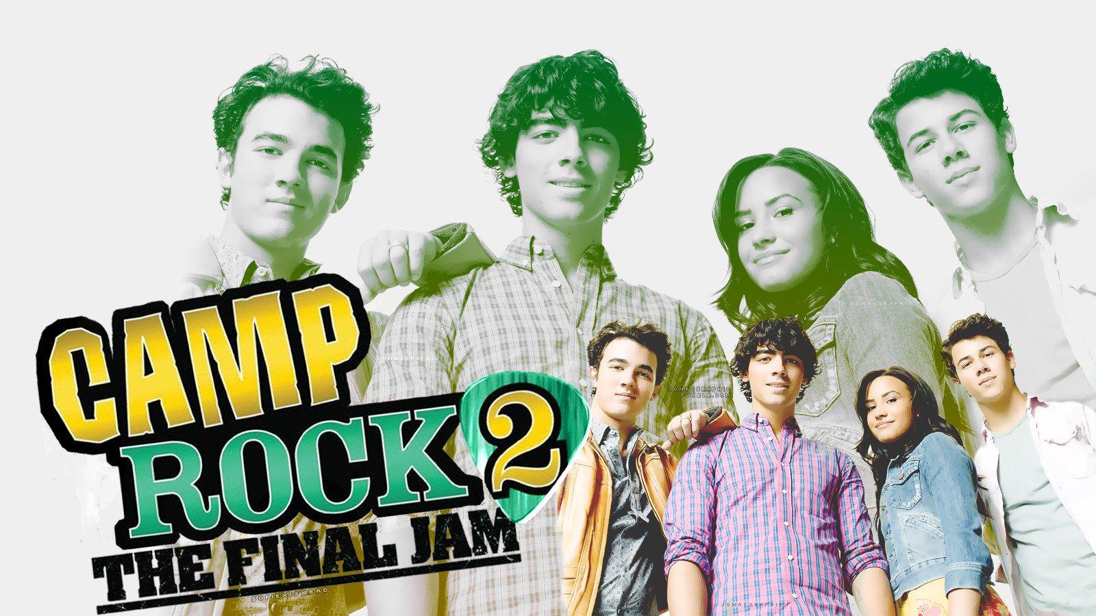 Camp Rock-2: Отчетный концерт смотреть фото