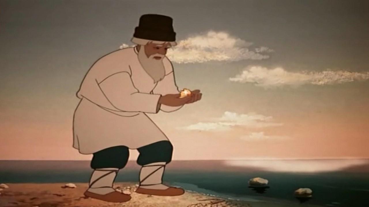 Сказка о рыбаке и рыбке смотреть фото
