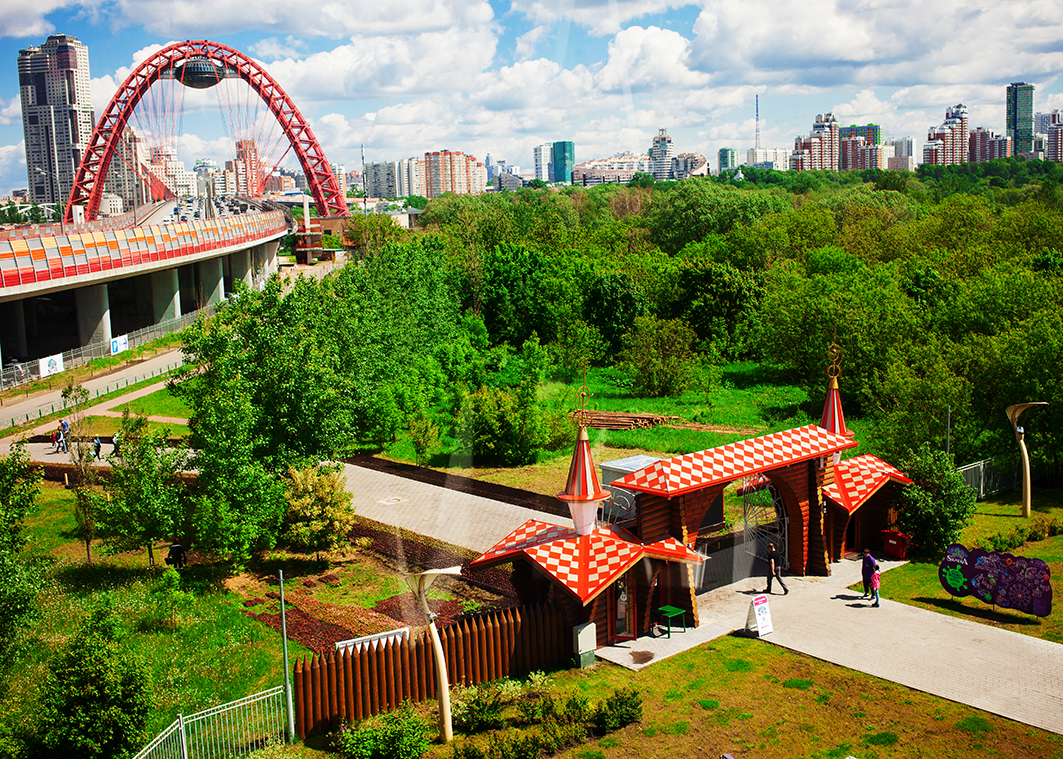 Фото парк Skazka