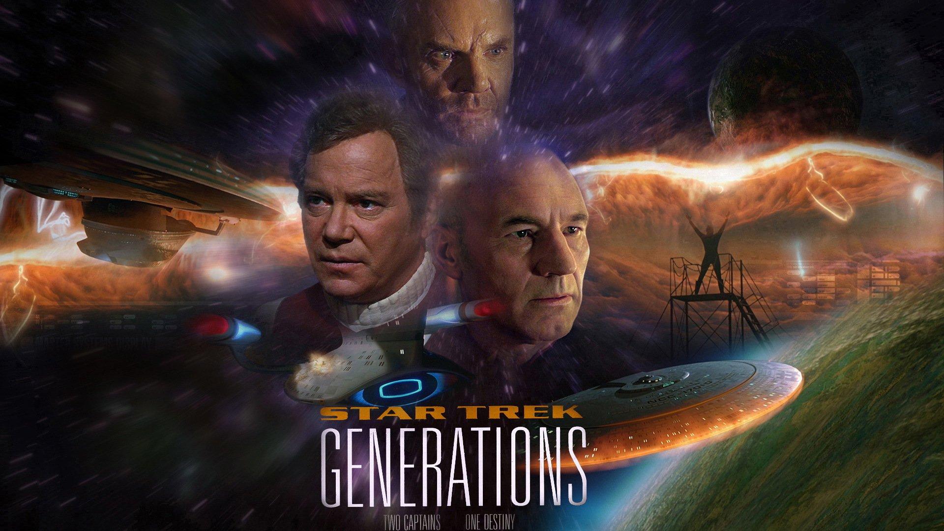 Звездный путь: Поколения смотреть фото