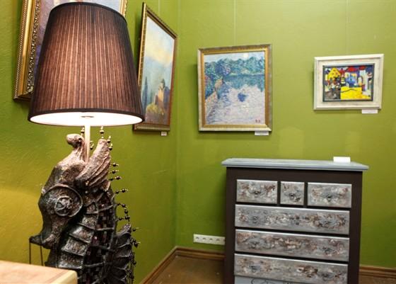 Фото галерея Школа живописи Перотти