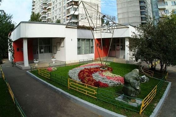 Фото выставочный зал На Каширке