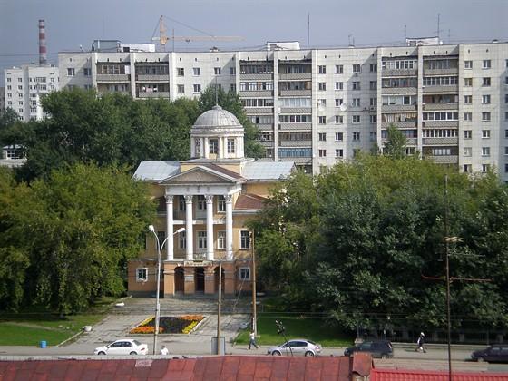 Фото дом Малахова