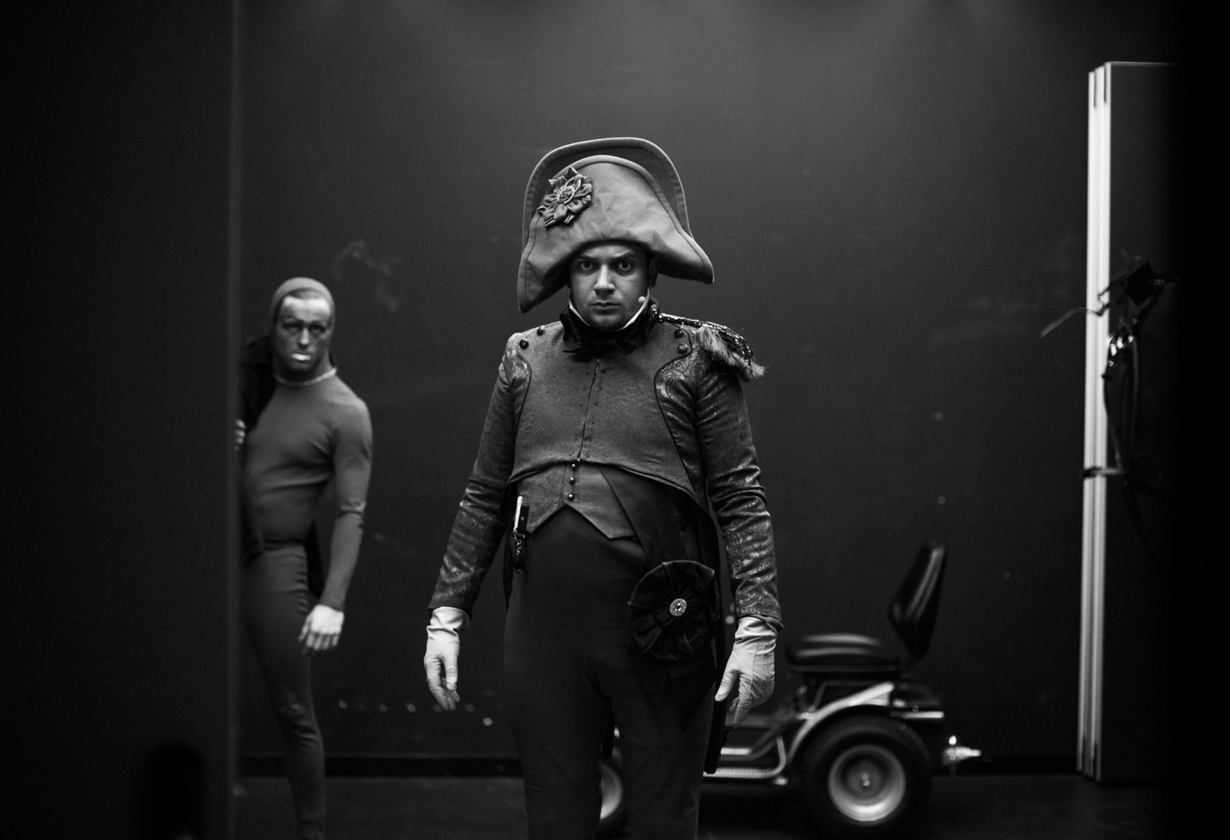 Олимпия Орлова. Backstage. Взгляд из-за кулис смотреть фото