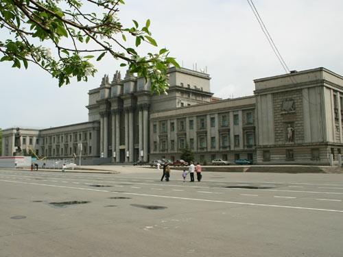 Фото самарский театр оперы и балета