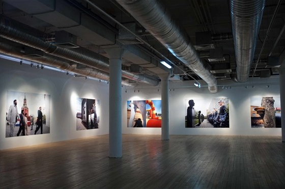 Фото галерея Red October