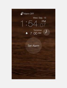 Приложение Music Alarm Clock Free