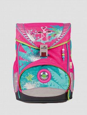 Ранец с наполнением DerDieDas «Фламинго»