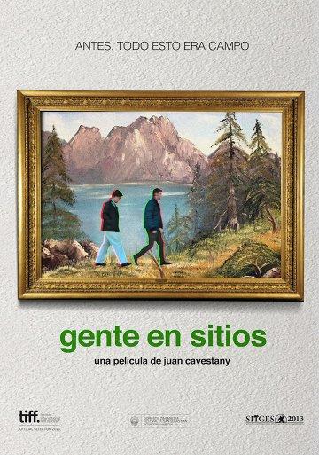 Постер Люди на сайтах