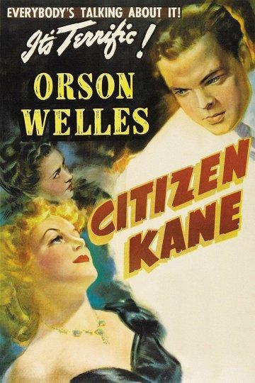 Постер Гражданин Кейн