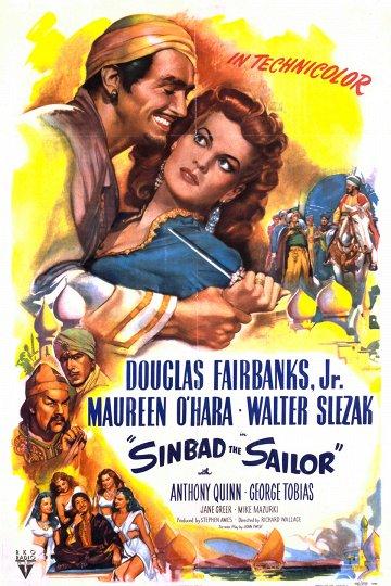 Постер Синдбад-мореход
