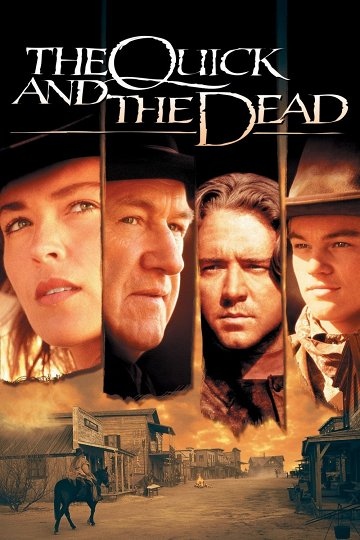 Постер Быстрый и мертвый