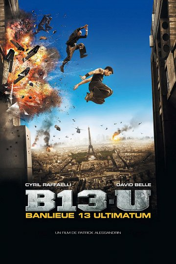 Постер 13-й район: Ультиматум