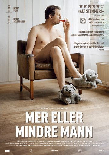 Постер Почти мужчина