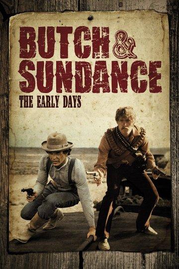 Постер Буч и Санденс: ранние дни