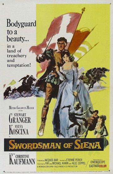 Постер Боец из Сиены