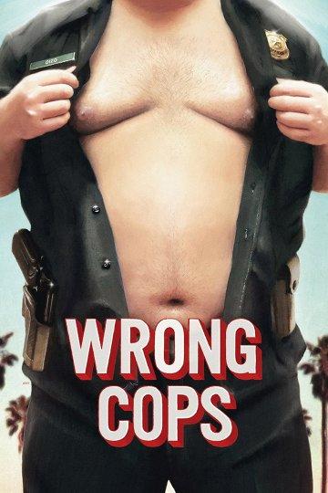 Постер Неправильные копы