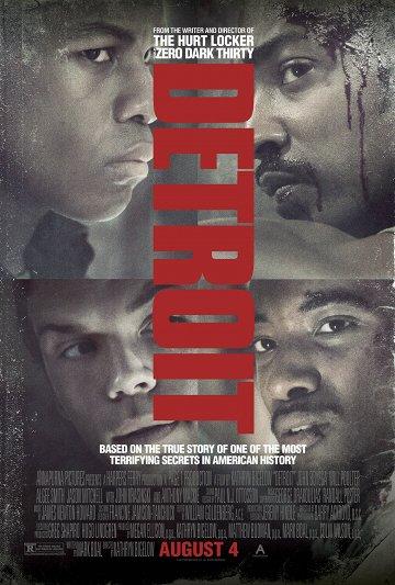 Постер Детройт