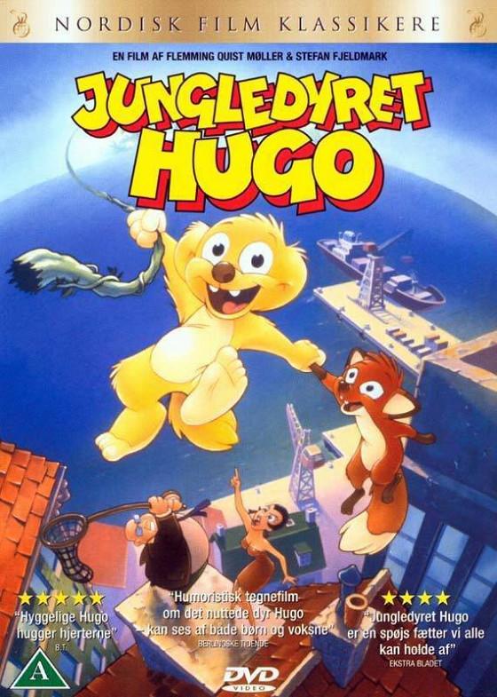 Джек из джунглей (Jungledyret)