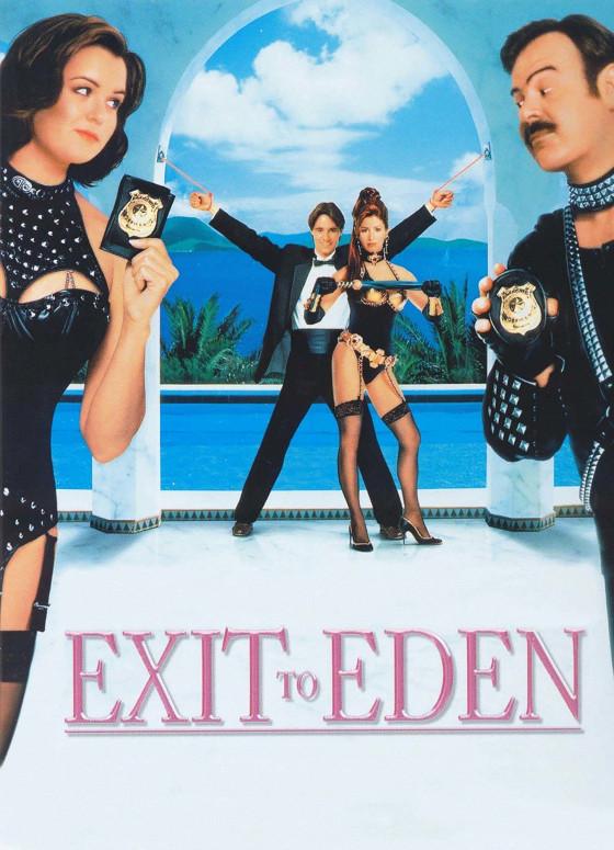Райское наслаждение (Exit to Eden)