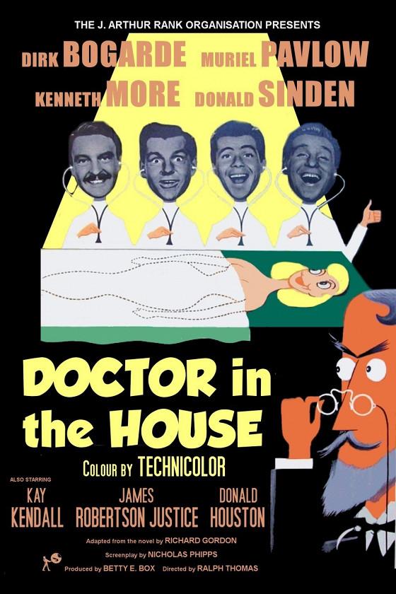 Доктор учится (Doctor in the House)
