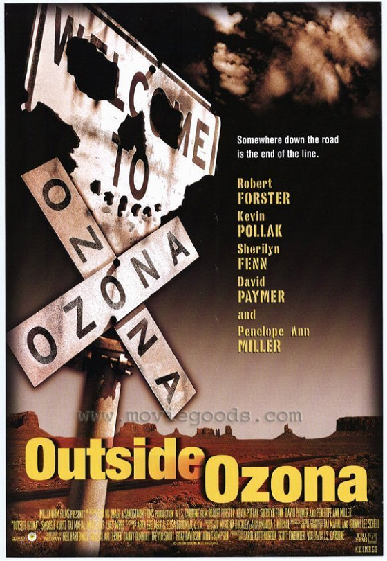Смертельный попутчик (Outside Ozona)