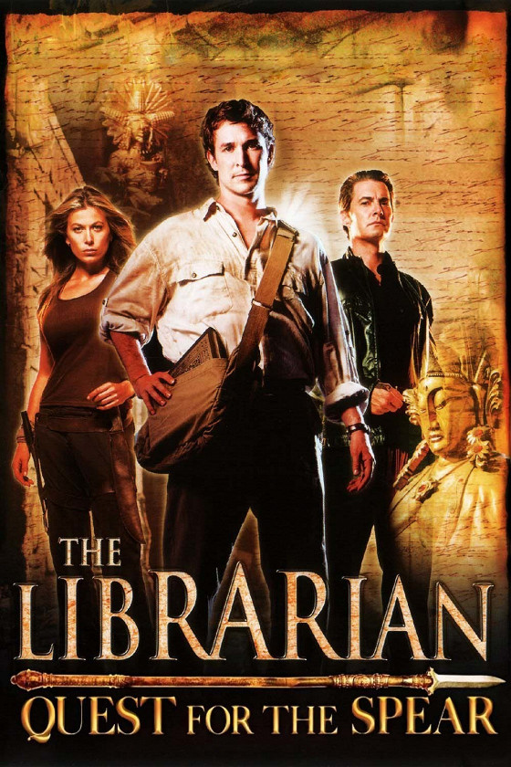Библиотекарь (The Librarian: Quest for the Spear)