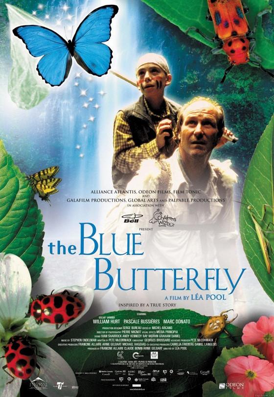 Голубая бабочка (The Blue Butterfly)