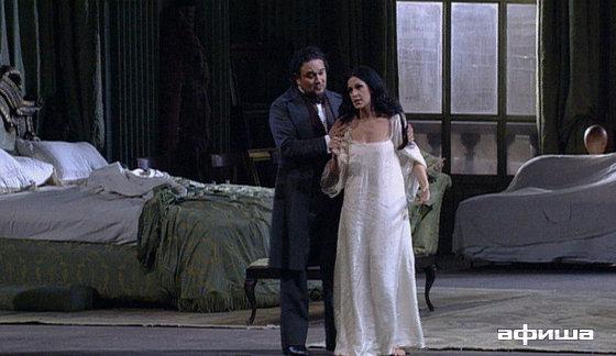 Травиата (Giuseppe Verdi: La Traviata at La Scala)
