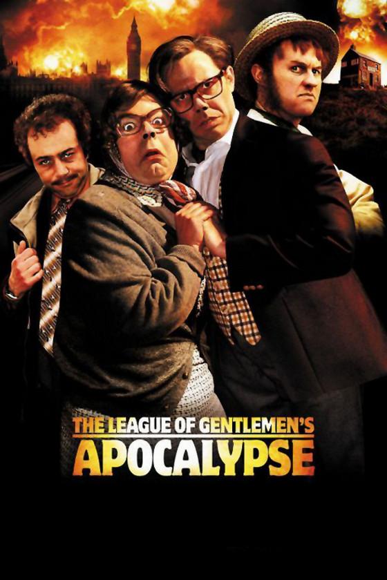 Лига джентльменов апокалипсиса (The League of Gentlemen's Apocalypse)