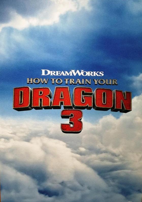Как приручить дракона-3 (How to Train Your Dragon 3)
