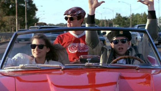 Феррис Бьюллер берет выходной (Ferris Bueller's Day Off)