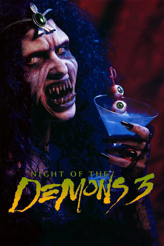 Дом демона (Night of the Demons III)