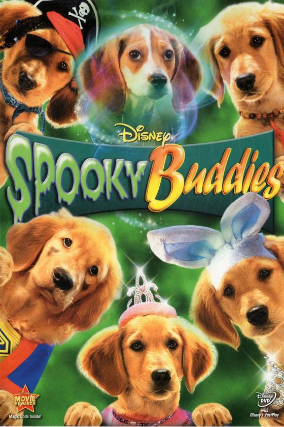 Мистическая пятерка (Spooky Buddies)