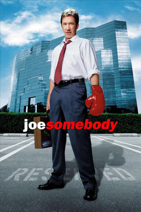 Крутой Джо (Joe Somebody)
