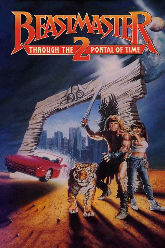 Повелитель зверей-2: Через портал времени (Beastmaster 2: Through the Portal of Time)
