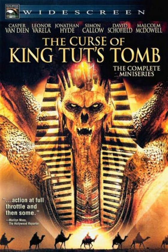 Проклятие гробницы Тутанхамона (The Curse of King Tut's Tomb)