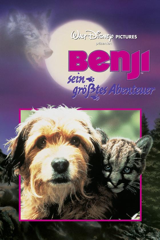 Бенджи-охотник (Benji the Hunted)